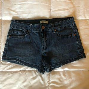 Forever 21 short shorts